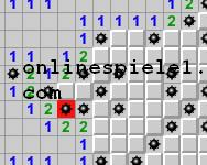 mine sweeper PC online spiele