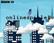Sonic on clouds PC online spiele